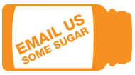 Email us some sugar